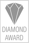 Diamond award